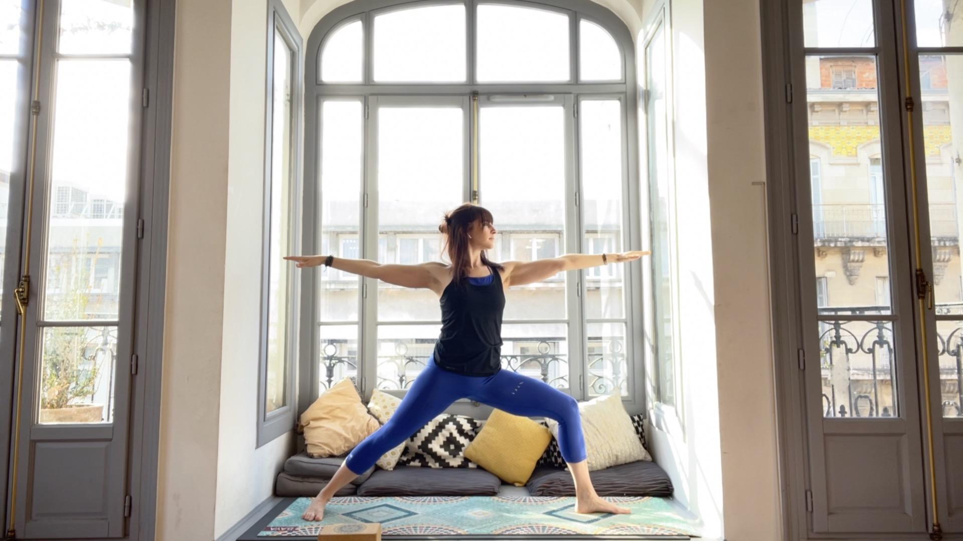 nouveau programme de yoga